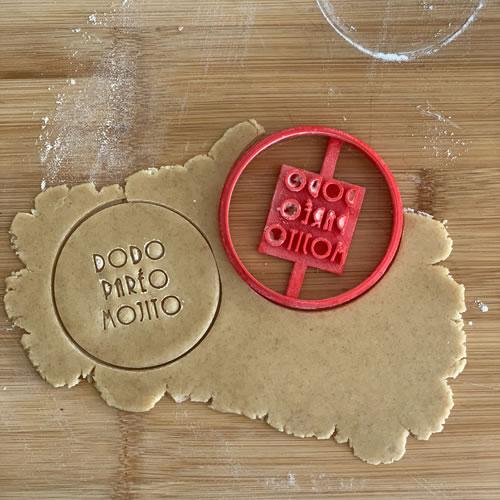 Emporte-pièces Dodo Pareo