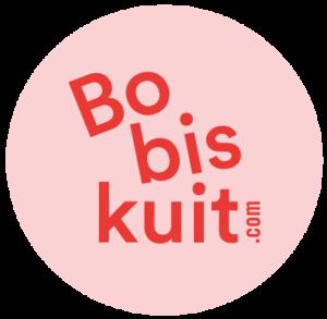 Logo Bobiskuit - Fabrique artisanale de bonheur gourmand