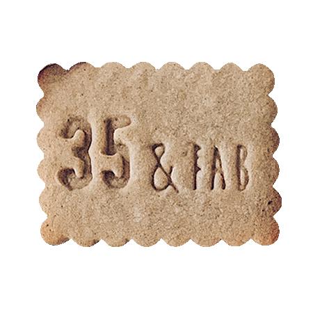 Biscuits personnalisés Bobiskuit Anniversaire