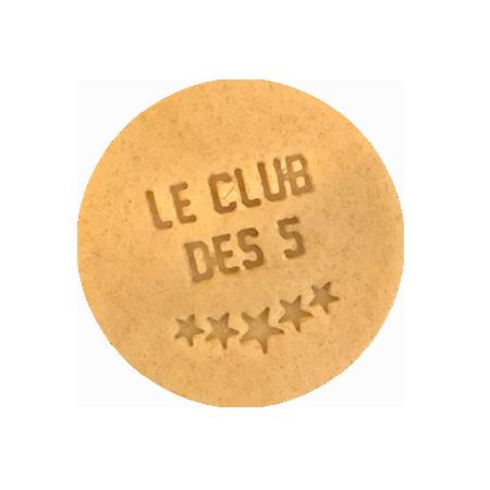 Biscuits personnalisés Bobiskuit Le club des 5